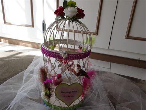 urne mariage cage 224 oiseaux 8 d 233 co