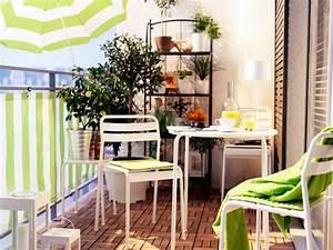 Kleine Wäschespinne Für Balkon : 40 neue ideen f r balkon dekoration ~ Markanthonyermac.com Haus und Dekorationen