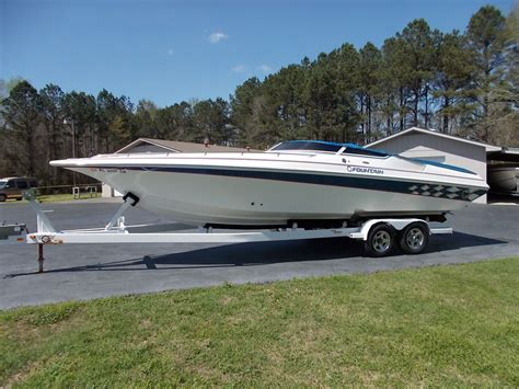 Used Fountain Boats by 29 Fountain Boat 2005 525 Hp 2005 For Sale For 1