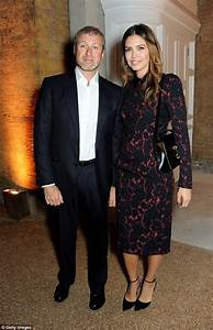 Roman Abramovich and his wife Dasha Zhukova separate ...
