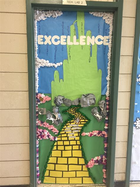 pbis door decorating contest