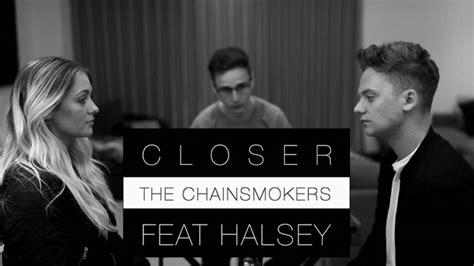 Closer Ft. Halsey (conor Maynard Cover