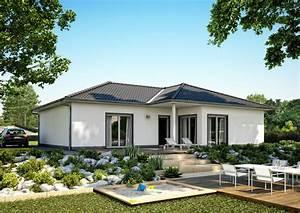 Fertighaus Bungalow 120 Qm : bungalow balance von kern haus wohnen auf einer ebene ~ Markanthonyermac.com Haus und Dekorationen