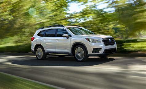 2019 Subaru Ascent Price, Engine, Specs, News, Interior