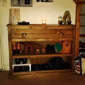 console meuble d entr 233 e et 224 chaussures en bois conforama confo d 233 p 244 t exactement