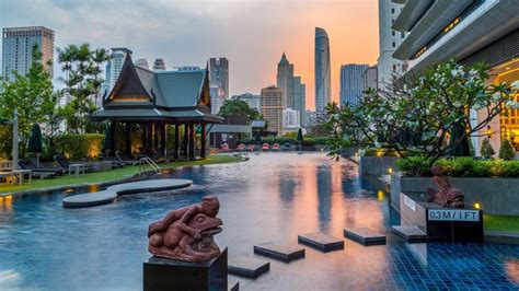 plaza ath 233 n 233 e bangkok a royal m 233 ridien introducing the athenee hotel a luxury collection