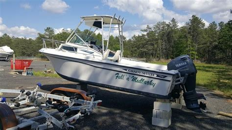 Boats For Sale In Long Beach Island Nj by 1989 Grady White 20 Overnighter Power Boat For Sale Www