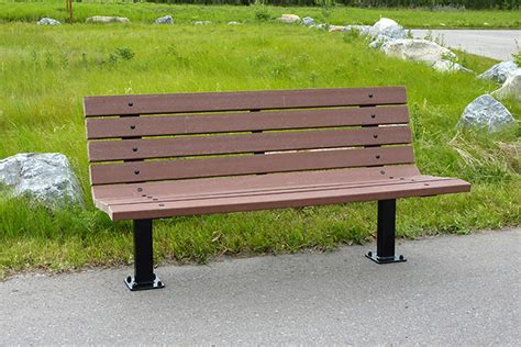 Series Ar Benches  Custom Park & Leisure