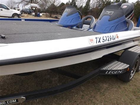 Used Legend Bass Boats For Sale In Texas by Used Legend Bass Boats For Sale Page 2 Of 2 Boats
