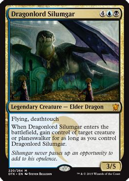 the elder dragons of dragons tarkir magic the gathering