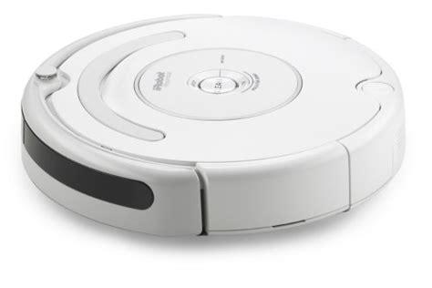 irobot 530 roomba vacuuming robot white