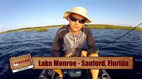 Boat R Lake Monroe by My Fishing Lake Lake Monroe Florida Youtube