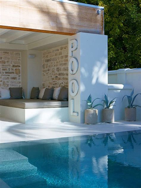 get 20 modern pool house ideas on without