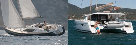 Catamaran Vs Monohull Cost by Catamaran Or Monohull Which One Is For You Atlantic