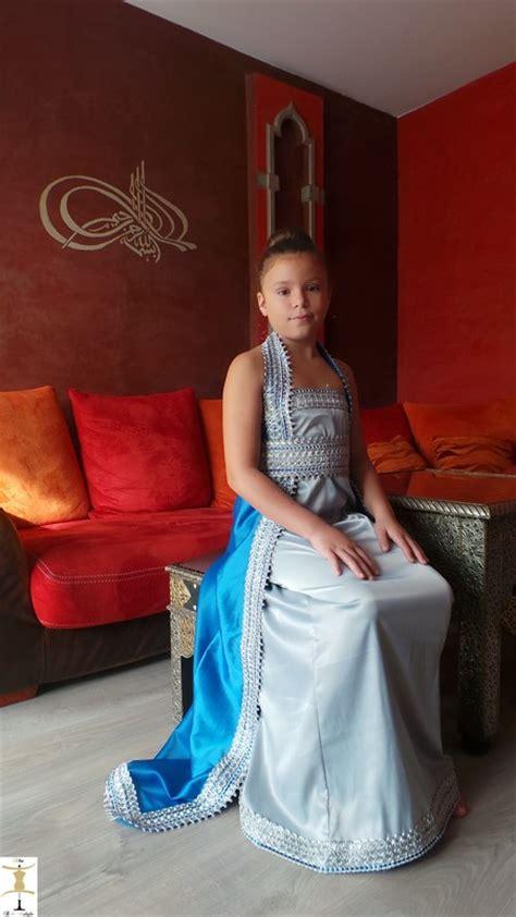 alia location de robe kabyle enfant