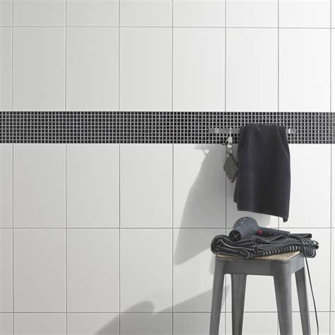 fa 239 ence mur blanc basic l 25 x l 40 cm leroy merlin