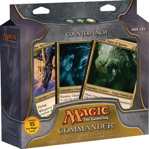 magic the gathering commander deck review gamingunplugged