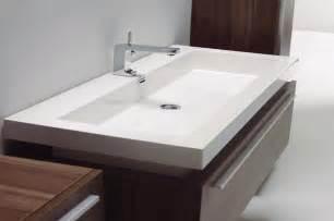 incroyable meuble salle de bain design et lavabo vasque 192 poser 13 pour la r 233 novation id 233 es de