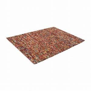 Teppich Aus Wolle : kiparati teppich gewebt bunt 240x170cm aus wolle mit motiv habitat ~ Markanthonyermac.com Haus und Dekorationen