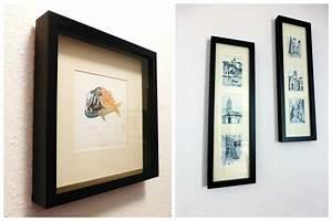 Schöne Bilder Für Die Wand : so bekam ich bilder an die wand der wohnsinn ~ Markanthonyermac.com Haus und Dekorationen