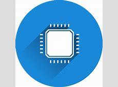 Imagem vetorial gratis Cpu, Processador, Computador