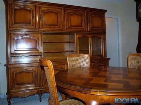 salle 224 manger merisier massif style r 233 gence annonce ameublement langeais indre et