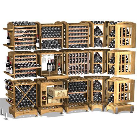 moduloth 232 que rangement de cave 224 vin modulable en ch 234 ne massif eurocave