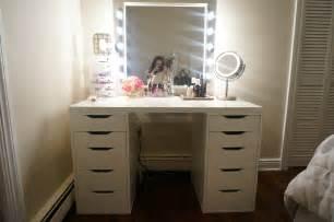 diy makeup vanity made2style
