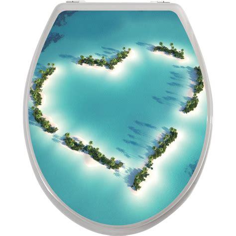 sticker abattant wc cœur des 238 les stickers toilettes abattants wc ambiance sticker