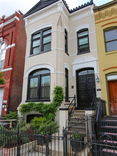 Historic 1890 Washington Dc Row House