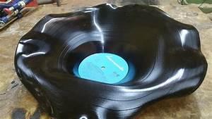 Schüssel Aus Schallplatte : mabu s upcycling stylische sch ssel aus vinyl schallplatte selber machen youtube ~ Markanthonyermac.com Haus und Dekorationen