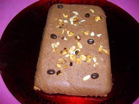 recette de marquise au chocolat