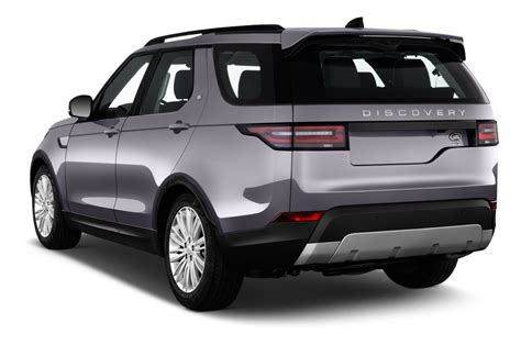 2018 Land Rover Discovery Reviews And Rating  Motor Trend