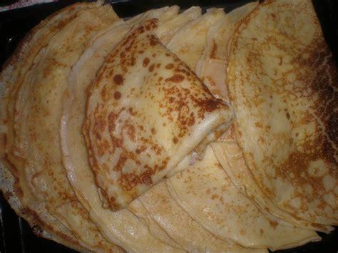 crepes au thon fromage creme fraiche chignons les