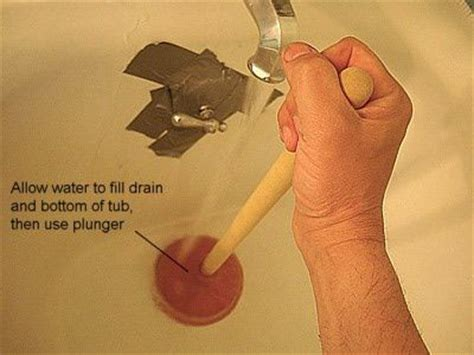 how to unclog your bathtub drain home unclog tub drain and the o jays