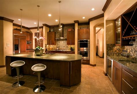 Contemporary Kitchen 3  Taylorcraft Cabinet Door Company