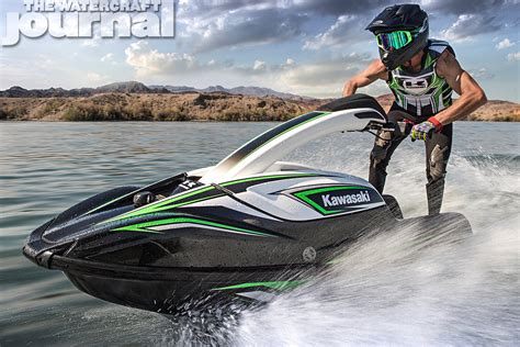 Motor Waterscooter by The Return Of The King Introducing The 2017 Kawasaki Sx R
