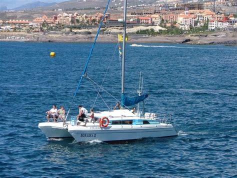 Catamaran Tenerife Price by Catamaran Bonadea Ii Adeje Bewertungen Und Fotos