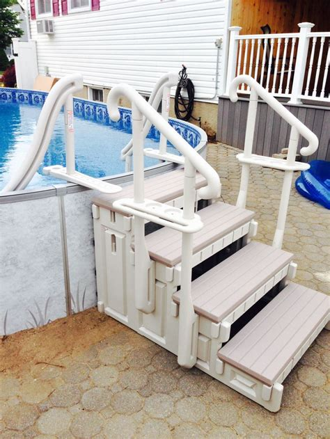 12x16 semi inground oval radiant done by brothers 3 pools radiant pools 2014