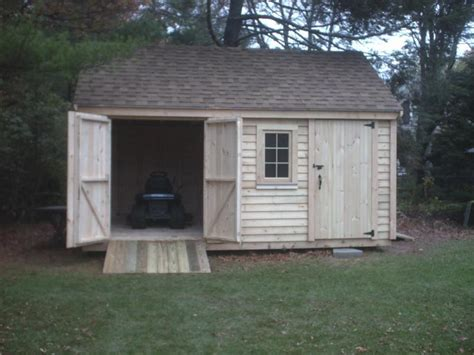 chea complete 12x16 storage shed material list