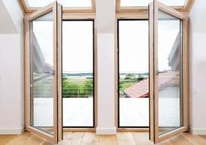 U Wert Fensterrahmen Holz : balkont r holz zu g nstigen preisen online kaufen ~ Markanthonyermac.com Haus und Dekorationen