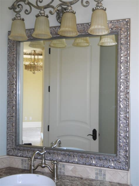 bathroom mirror decorating ideas home design
