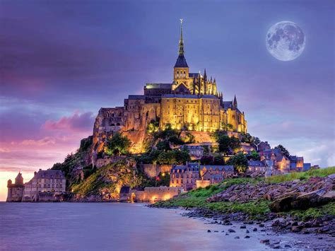 mont st michel most beautiful places in the world