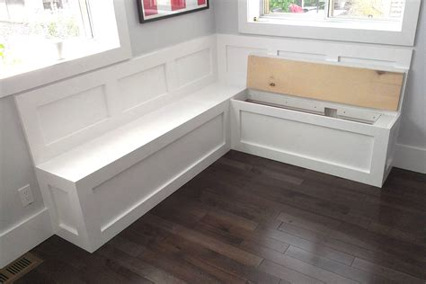 Plans For A Bench Seat With Storage