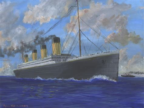 rms olympic 1911 by rhill555 on deviantart