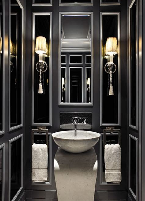 19 almost black bathroom design ideas digsdigs