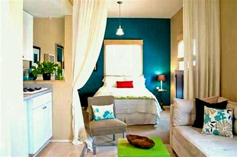 Small Studio Apartment Decorating Ideas On A Budget Home