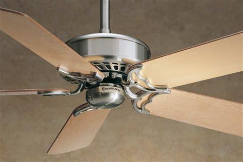 casablanca ventura ceiling fan 6745t in brushed nickel