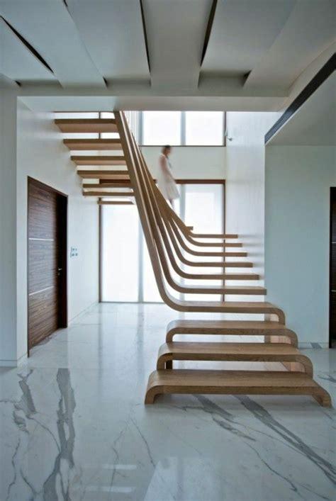 43 photospour fabriquer un escalier en bois sans efforts