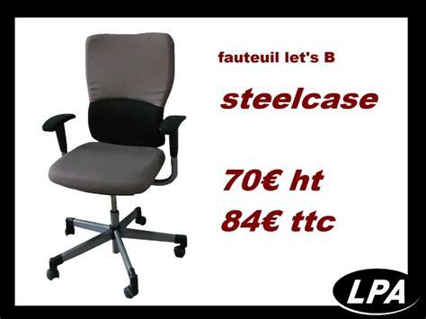 fauteuil steelcase let s b fauteuil mobilier de bureau lpa